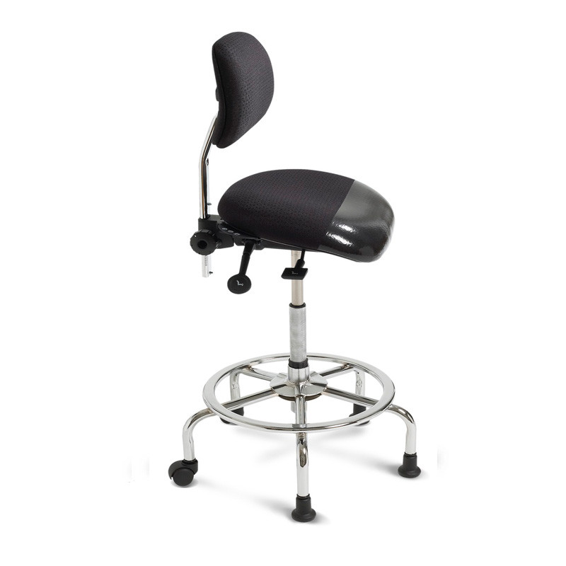 3 In 1 Sit Stand Sit Lean Or Stool Height Chair Cessi