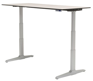 Rectilinear Sierra Series Sit Stand Electric Desk