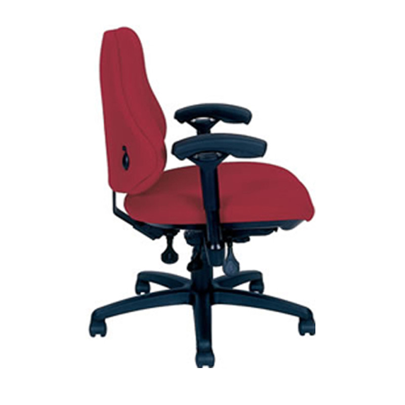 bodybilt person high back chair w air lumbar cessi