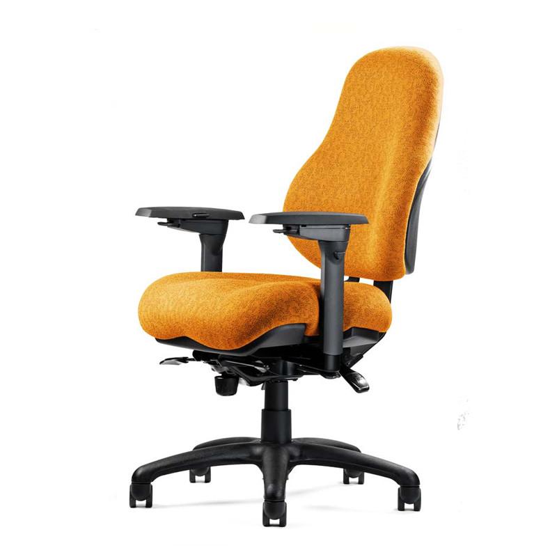 Npe Ergonomic High Back Chair W Medium Contour Seat