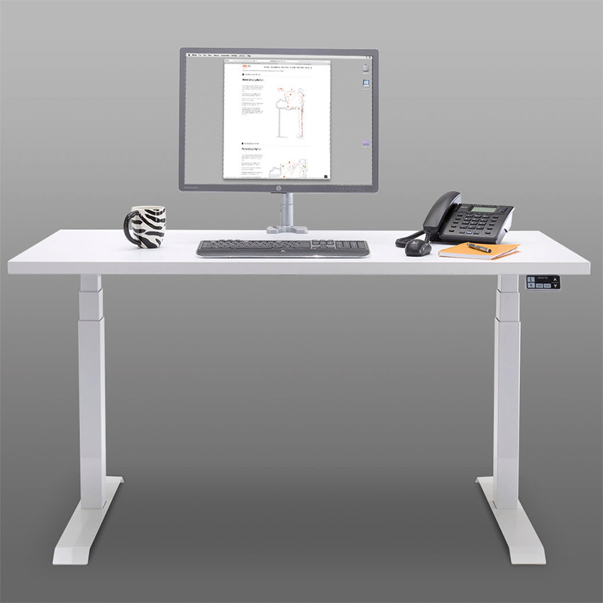 Workrite Essentia Standing Desk Cessi Ergonomics