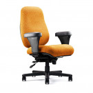 NPE BTC16800 Big & Tall Jr. Chair - Angled View