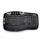 Logitech K350 Curve Wireless Keyboard