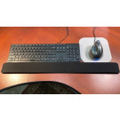 "27"" Wide Keyboard / Mouse Combo GEL Wrist Rest"
