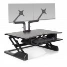 Winston Desk with Dual Evo Arms