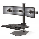 Winston Triple Monitor - Black