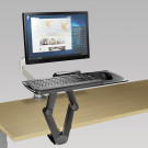 Workrite Pinnacle S2S Keyboard Arm - Raised