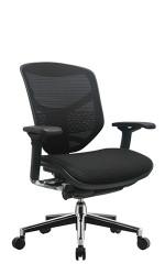 ErgoLogic Concept 2.0 Chair - Mesh Back and Mesh Seat