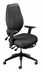 airCentric 2 Ergonomic High Back Chair - Air Flow Series