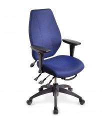 airCentric Ergonomic High Back Chair - Air Flow Series