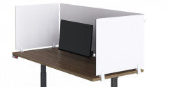 Clamp On Desk Dividers