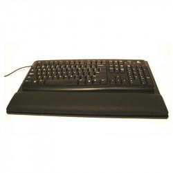"19"" L Keyboard Wristrest with non-skid Platform Backboard"