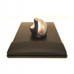 "8"" Wide Mouse Pad Palmrest with non-skid Backboard Platform"