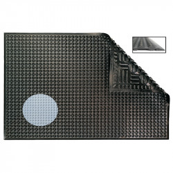 EN - Nitril Anti-Fatigue Mats - 3 Yr. / 24 Hour Use Warranty
