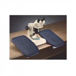 MSM-N-BL Microscope Armrests