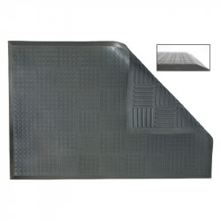 SB - Basic Smooth Anti-Fatigue Mat - 3 Yr. Warranty - 24/7