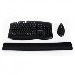 """27"""" Wide Keyboard / Mouse Combo GEL Wrist Rest"""