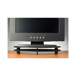 """VU8800 1"""" High Flat Panel Monitor Riser - Black"""