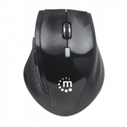 Curve Wireless Laser Mouse