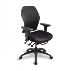 ecoCentric Petite Mesh Back Task Chair
