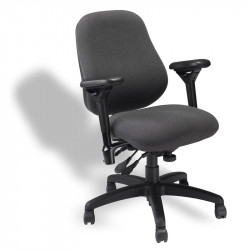 "J2406-SS BodyBilt ""Petite"" Person Ergonomic High Back CHAIR"