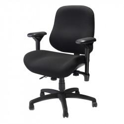 BodyBilt PLUS Size Performance Ergonomic High Back Chair