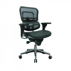 ErgoLogic Tech Chair - Mesh Back and Mesh Seat