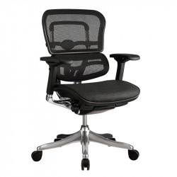 ErgoLogic Elite Ergo Tech Chair - Mesh Back and Mesh Seat