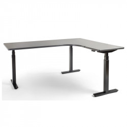 upCentric L Standing Desk - Electric