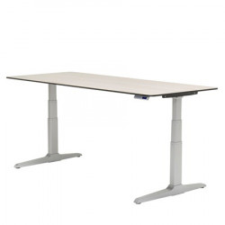 SEHX Rectilinear - Sierra Series Sit Stand Desk - Electric