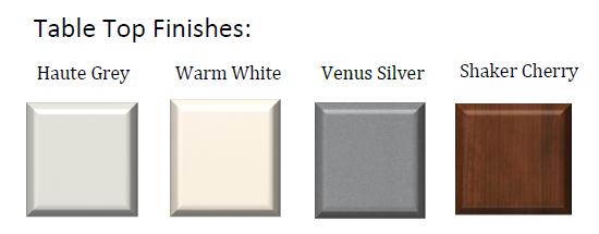 Bodybilt Series 2 Surface Colors