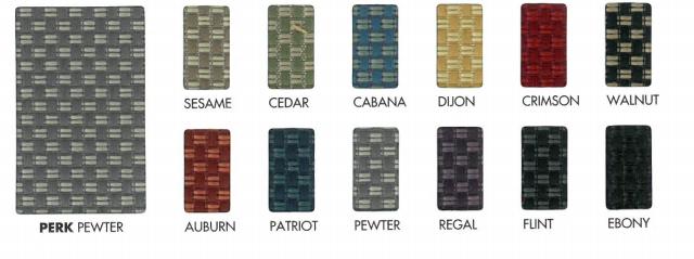 ergoCentric Perk Fabric